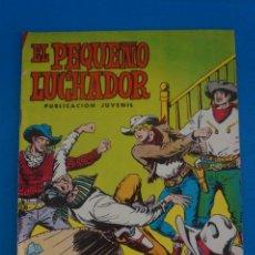 Tebeos: COMIC DE EL PEQUEÑO LUCHADOR AÑO 1978 Nº 43 DE EDITORIAL VALENCIANA LOTE 12 F. Lote 270875213
