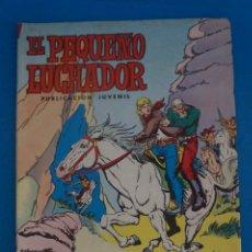 Tebeos: COMIC DE EL PEQUEÑO LUCHADOR AÑO 1978 Nº 33 DE EDITORIAL VALENCIANA LOTE 12 F. Lote 270875433