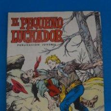 Tebeos: COMIC DE EL PEQUEÑO LUCHADOR AÑO 1978 Nº 27 DE EDITORIAL VALENCIANA LOTE 12 F. Lote 270875623