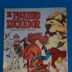 Tebeos: COMIC DE EL PEQUEÑO LUCHADOR AÑO 1978 Nº 24 DE EDITORIAL VALENCIANA LOTE 12 F. Lote 270875733
