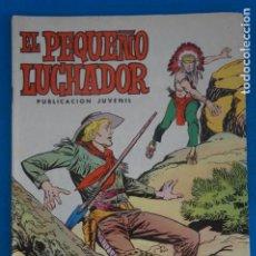 Tebeos: COMIC DE EL PEQUEÑO LUCHADOR AÑO 1978 Nº 12 DE EDITORIAL VALENCIANA LOTE 12 F. Lote 270875823