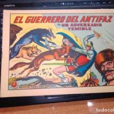 Tebeos: EL GUERRERO DEL ANTIFAZ - ORIGINAL - Nº 634. Lote 270923873
