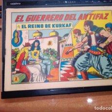 Tebeos: EL GUERRERO DEL ANTIFAZ - ORIGINAL - Nº 633. Lote 270924198