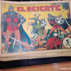 Tebeos: EL GUERRERO DEL ANTIFAZ - ORIGINAL - Nº 29. Lote 270925298
