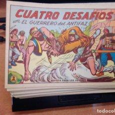 Tebeos: EL GUERRERO DEL ANTIFAZ. ORIGINAL. Nº 576. Lote 270926603
