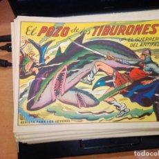 Tebeos: EL GUERRERO DEL ANTIAZ. ORIGINAL. Nº 573. Lote 270928613