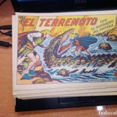 Tebeos: EL GUERRERO DEL ANTIAZ. ORIGINAL. Nº 569. Lote 270929173