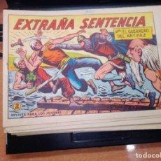 Tebeos: EL GUERRERO DEL ANTIAZ. ORIGINAL. Nº 567. Lote 270931338
