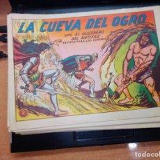 Tebeos: EL GUERRERO DEL ANTIAZ. ORIGINAL. Nº 566. Lote 270931443
