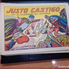 Tebeos: EL GUERRERO DEL ANTIAZ. ORIGINAL. Nº 565. Lote 270931783