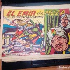 Tebeos: EL GUERRERO DEL ANTIAZ. ORIGINAL. Nº 563. Lote 270937198