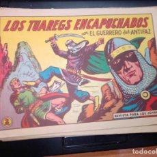 Tebeos: EL GUERRERO DEL ANTIAZ. ORIGINAL. Nº 562. Lote 270937328