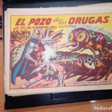 Tebeos: EL GUERRERO DEL ANTIAZ. ORIGINAL. Nº 560. Lote 270937578