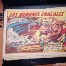 Tebeos: EL GUERRERO DEL ANTIAZ. ORIGINAL. Nº 559. Lote 270937743