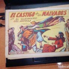 Tebeos: EL GUERRERO DEL ANTIFAZ. Nº 558 ORIGINAL. Lote 270947233