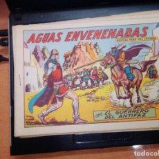 Tebeos: EL GUERRERO DEL ANTIFAZ. Nº 556 ORIGINAL. Lote 270947373