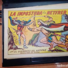 Tebeos: EL GUERRERO DEL ANTIFAZ. Nº 555 ORIGINAL. Lote 270947458
