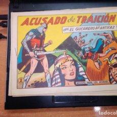Tebeos: EL GUERRERO DEL ANTIFAZ. Nº 554 ORIGINAL. Lote 270947548