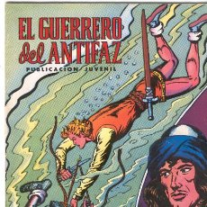 Livros de Banda Desenhada: EL GUERRERO DEL ANTIFAZ- COLOR. Nº 35. Lote 271011238