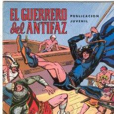 Livros de Banda Desenhada: EL GUERRERO DEL ANTIFAZ- COLOR. Nº 36. Lote 271012418
