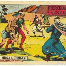 Tebeos: VALENCIANA. EL HIJO DE LA JUNGLA. 62.. Lote 271223688