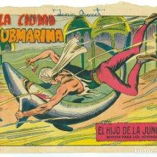 Tebeos: VALENCIANA. EL HIJO DE LA JUNGLA. 80.. Lote 271233238