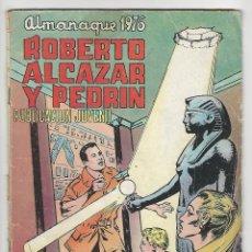 Giornalini: VALENCIANA. ROBERTO ALCÁZAR Y PEDRÍN. 1976. ALMANAQUE.. Lote 271244878