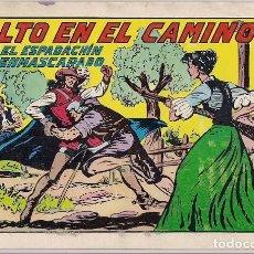 Tebeos: VALENCIANA. EL ESPADACH�N ENMASCARADO. 61.. Lote 271254638
