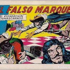 Tebeos: VALENCIANA. EL ESPADACH�N ENMASCARADO. 50.. Lote 271255623