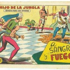Livros de Banda Desenhada: VALENCIANA. EL HIJO DE LA JUNGLA. 77.. Lote 271257853
