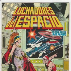 Livros de Banda Desenhada: VALENCIANA. LUCHADORES DEL ESPACIO. 21.. Lote 271263543
