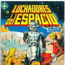 Livros de Banda Desenhada: VALENCIANA. LUCHADORES DEL ESPACIO. 4. Lote 271286198
