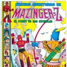 Livros de Banda Desenhada: VALENCIANA. MAZINGER Z. 11. NUEVAS AVENTURAS.. Lote 271304293