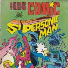 Tebeos: COLOSOS EL COMIC - SUPERSONIC MAN Nº 3 - VALENCIANA #. Lote 271587243