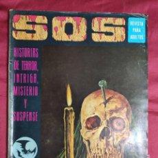 Livros de Banda Desenhada: SOS. AÑO I. Nº 3. EDITORIAL VALENCIANA. Lote 271707473