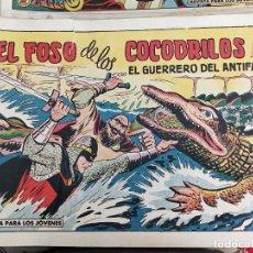 Livros de Banda Desenhada: EL GUERRERO DEL ANTIFAZ. ORIGINAL. Nº 505. Lote 271816068