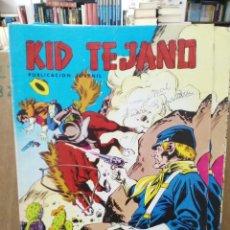 Tebeos: KID TEJANO - Nº 14 - COLOSOS DEL COMIC - ED. VALENCIANA 1980. Lote 271953328