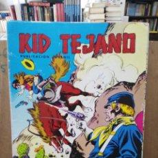 Tebeos: KID TEJANO - Nº 14 - COLOSOS DEL COMIC - ED. VALENCIANA 1980. Lote 271953378