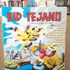 Tebeos: KID TEJANO - Nº 16 - COLOSOS DEL COMIC - ED. VALENCIANA 1980. Lote 271953433