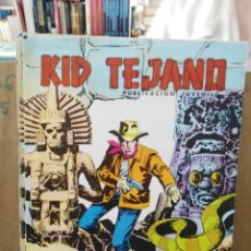 Tebeos: KID TEJANO - Nº 27 - COLOSOS DEL COMIC - ED. VALENCIANA 1980. Lote 271953563