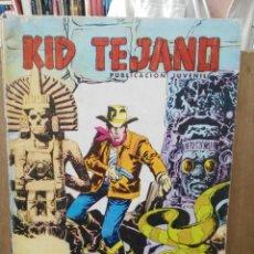 Tebeos: KID TEJANO - Nº 27 - COLOSOS DEL COMIC - ED. VALENCIANA 1980. Lote 271953593