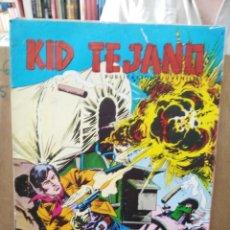 Tebeos: KID TEJANO - Nº 28 - COLOSOS DEL COMIC - ED. VALENCIANA 1980. Lote 271953628