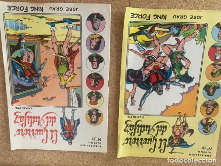 Tebeos: 8 cómics El guerrero del Antifaz - Foto 2 - 272679138
