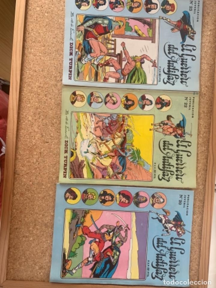 Tebeos: 8 cómics El guerrero del Antifaz - Foto 3 - 272679138