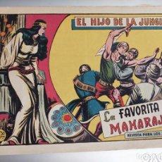 Tebeos: EL HIJO DE LA JUNGLA Nº 67 / VALENCIANA ORIGINAL. Lote 273384283