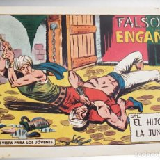 Tebeos: EL HIJO DE LA JUNGLA Nº 74 / VALENCIANA ORIGINAL. Lote 273385133