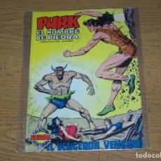 Livros de Banda Desenhada: PURK EL HOMBRE DE PIEDRA VERTICAL COLOR 77. Lote 273471758
