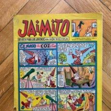 Tebeos: JAIMITO Nº 842. Lote 274017828