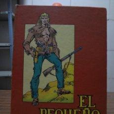 Tebeos: EL PEQUEÑO LUCHADOR - 9 TOMOS - EDITORIAL VALENCIANA. Lote 274288828