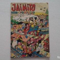Livros de Banda Desenhada: JAIMITO-EXTRA DE PRIMAVERA. 1971.. Lote 274395373